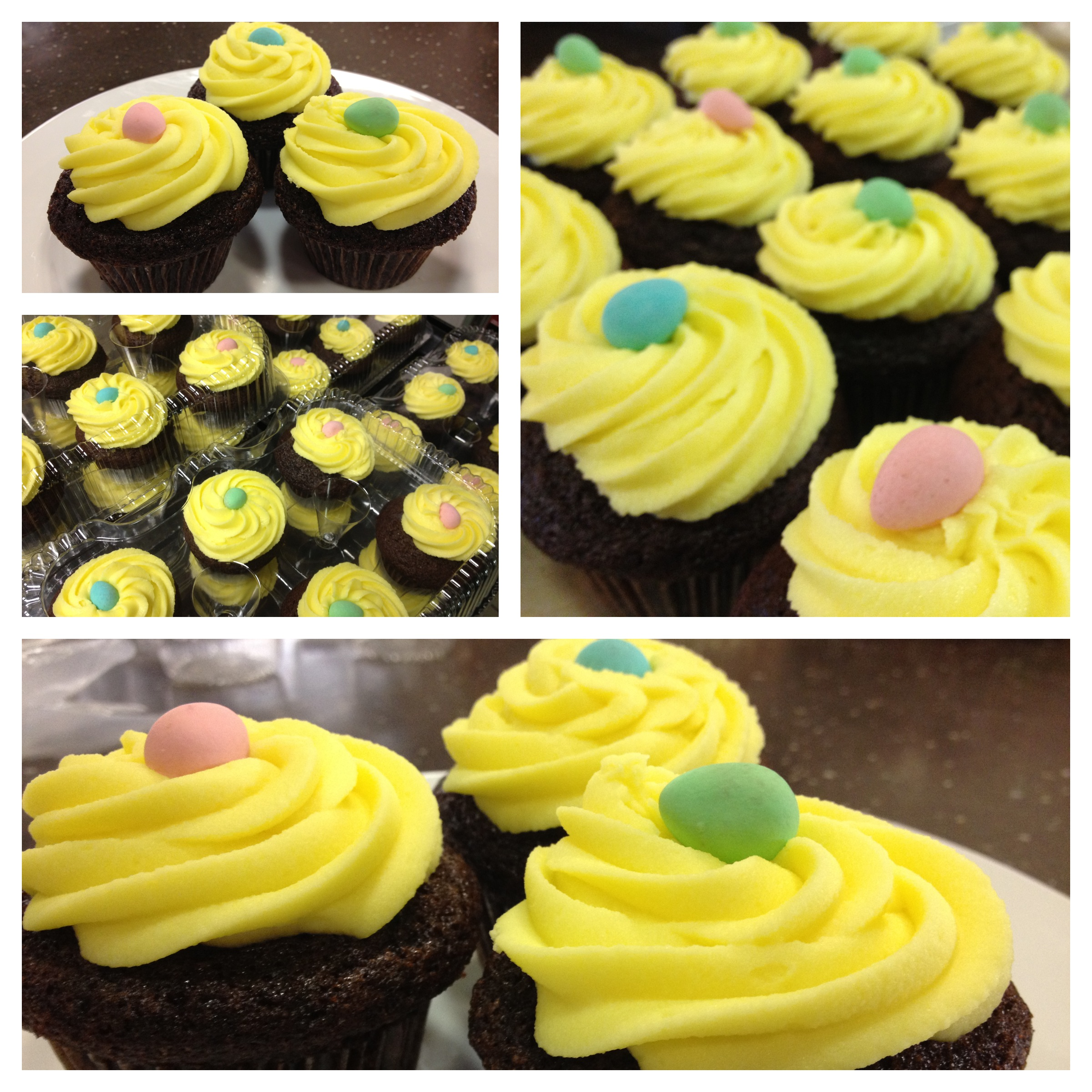 Take Five Cafe Easter Cupcake | Take Five Cafe